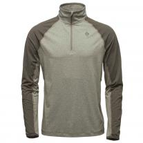 BLACK DIAMOND M Approach 1/4 Zip Fleece Burnt Olive