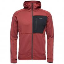 BLACK DIAMOND M Factor Hoody Red Oxide