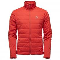 Down, Primaloft Jackets BLACK DIAMOND M First Light Jacket Rust