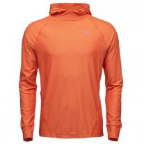 Black Diamond Brand Shop BLACK DIAMOND M LS Alpenglow Hoody Redwood