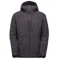 Black Diamond Outlet BLACK DIAMOND M Mission Down Parka Smoke