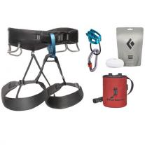 Sit Harness set BLACK DIAMOND Momentum Package Men