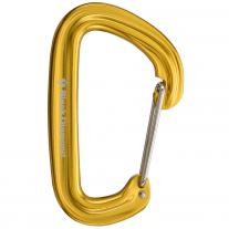 Non-locking carabiners carabiner BLACK DIAMOND Neutrino Yellow