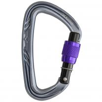 Carabiners carabiner BLACK DIAMOND Nitron Screwgate