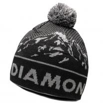 Winter beanies BLACK DIAMOND Olympus Beanie Smoke-Limestone