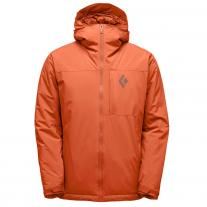 BLACK DIAMOND M Pursuit Ski Shell Hoody Rust
