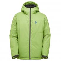 Winter Jackets BLACK DIAMOND M Pursuit Ski Shell Hoody Verde