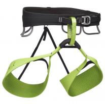Sit Harness harness BLACK DIAMOND Solution Verde