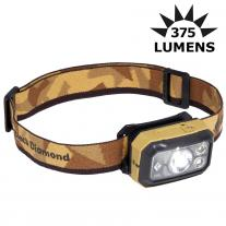 Headlamps Black Diamond headlamp BLACK DIAMOND Storm Sand 375 lm