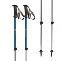 Trekking Poles BLACK DIAMOND Trail Explorer 3 Poles Ultra Blue