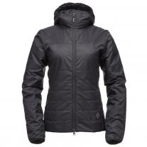 Black Diamond Outlet BLACK DIAMOND W Access Hoody Black