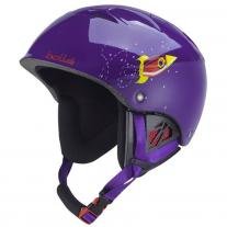 helmet BOLLÉ B-Kid Shiny Blue Rocket