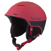 Ski helmets helmet BOLLÉ Synergy Soft Red