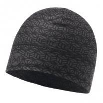 Winter beanies BUFF Thermonet Hat Cubic Graphite