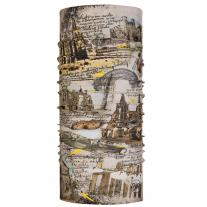 Multifunctional scarves BUFF Camino Santiago Travels Multi