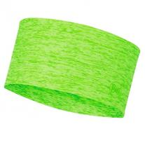 Other accessories headband BUFF CoolNet UV+ Lime HTR