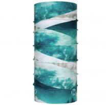 Hiking and Camping BUFF ThermoNet Ethereal Aqua