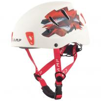 Helmets helmet CAMP Armour white/red