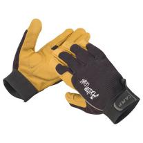 Gloves CAMP Axion Light Glove brown/black