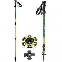 poles CAMP Backcountry 2.0 green/yellow