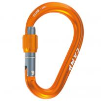 Screw-Lock carabiners carabiner CAMP Core Lock orange