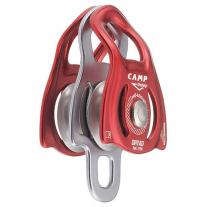 pulley CAMP Dryad PRO silver-red