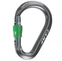 Screw-Lock carabiners carabiner CAMP Nimbus Lock gun metal