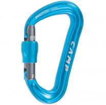 Screw-Lock carabiners carabiner CAMP Photon Lock blue