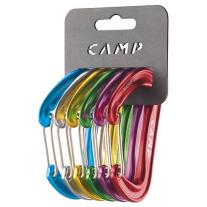 Special sets carabiners CAMP Rack Pack Nano 22