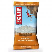 Meals and Sports Nutrition ClifBar Crunchy Peanut Butter