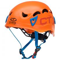 helmet CLIMBING TECHNOLOGY Galaxy orange/blue