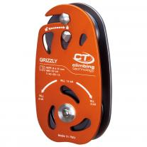 Belay devices, pulley pulley CLIMBING TECHNOLOGY Grizzly