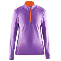 rolák CRAFT Facile Stretch Pullover WMN Lilac