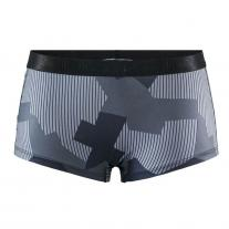 CRAFT Greatness Waistband Boxer W Black/Asphalt