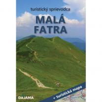 Hiking and Camping DAJAMA - hiking guide Mala Fatra