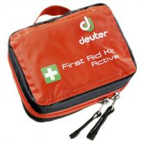 Turistika, kemping lekárnička DEUTER First Aid Kit Active papaya