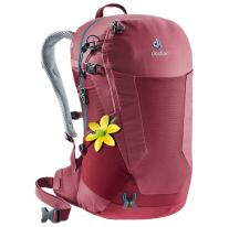Backpack & Bag backpack DEUTER Futura 22 SL cardinal-cranberry