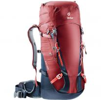 Backpacks to 40 L backpack DEUTER Guide Lite 32 cranberry-navy