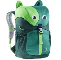 Presents for children backpack DEUTER Kikki alpinegreen-forest