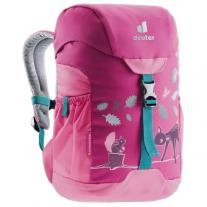 kids backpack DEUTER Schmusebär magenta