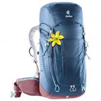 ca82feed57 Backpack   Bag backpack DEUTER Trail Pro 34 SL midnight-maron
