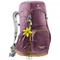 backpack DEUTER Zugspitze 22 SL aubergine-lion
