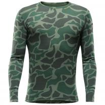 Basic layer DEVOLD Camo Man Shirt forest
