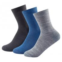 Ponožky ponožky DEVOLD Daily Light Sock 3-Pack mix