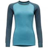 4b42c7be339a ... tričko DEVOLD Duo Active Woman Shirt orion