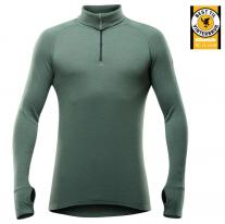 rolák DEVOLD Expedition Man Zip Neck forest
