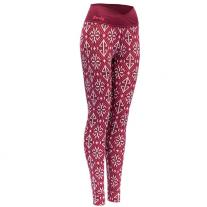 Women´s clothing DEVOLD Liadalsnipa Woman Long Johns Beetroot