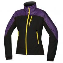 Down, Primaloft Jackets DIRECTALPINE Belay Lady 4.0 Jacket black/purple