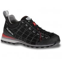 shoe DOLOMITE Diagonal Lite M's black/red