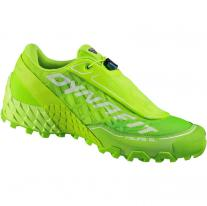 Low boots shoes DYNAFIT Feline SL fluo yellow
